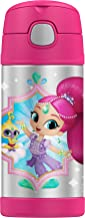 Thermos Funtainer 12 Ounce Bottle, Shimmer And Shine