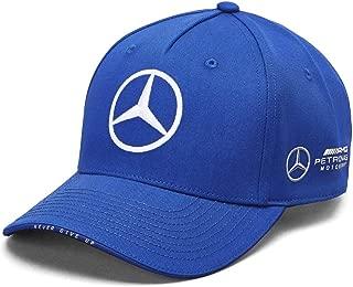 Ferrari Mercedes-AMG Petronas F1 Valtteri Bottas Blue Hat 2019