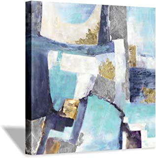 Abstract Artwork Canvas Wall Art: Colorful Artwork Painting Reproduction for Living Room (36'' x 36'' x 1 Panel)