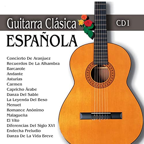Guitarra Clasica Española Vol 1