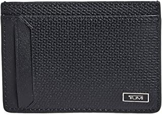 TUMI - Monaco Money Clip Card Case Wallet for Men