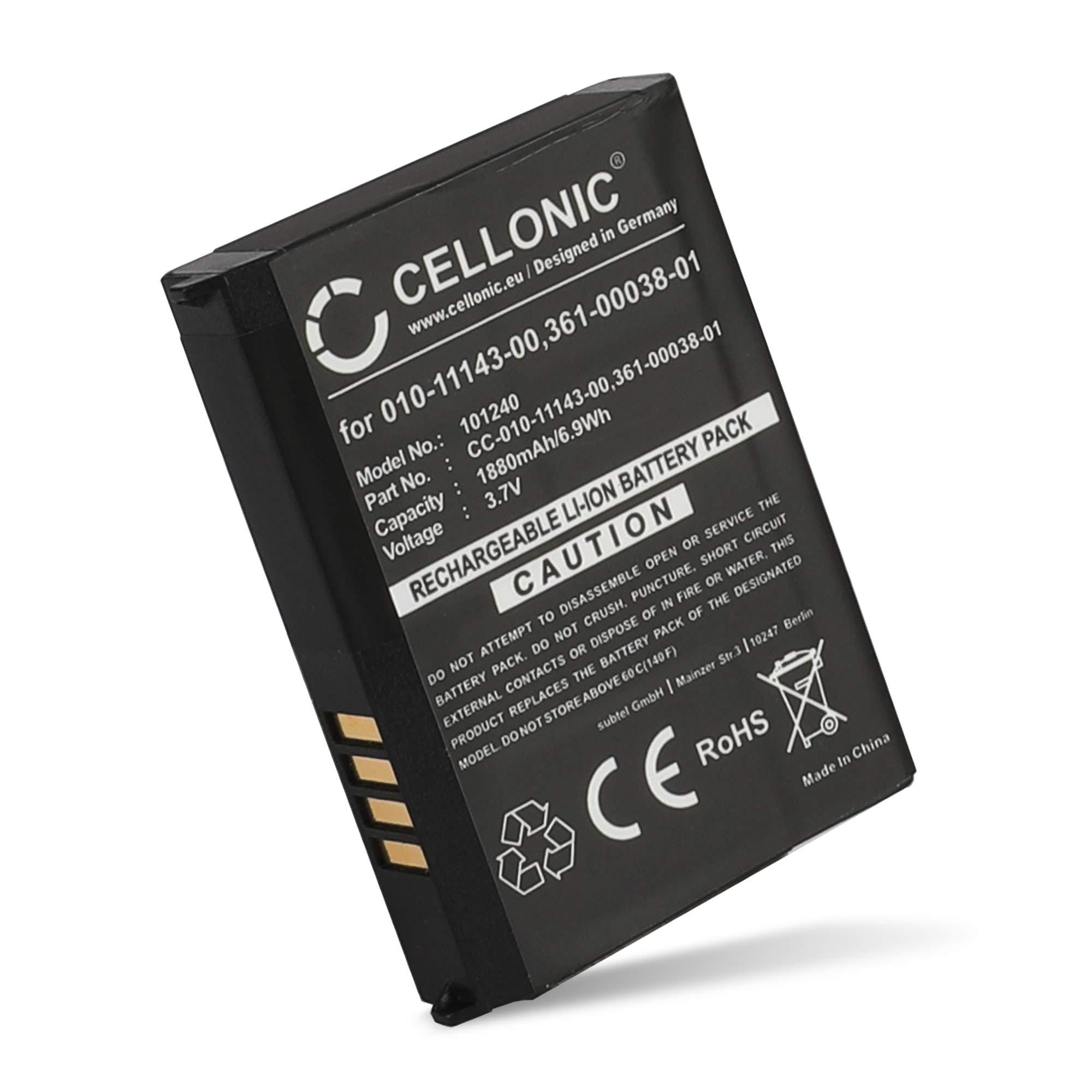 CELLONIC® Batería Premium Compatible con Garmin Zumo 660, 650, 600 ...