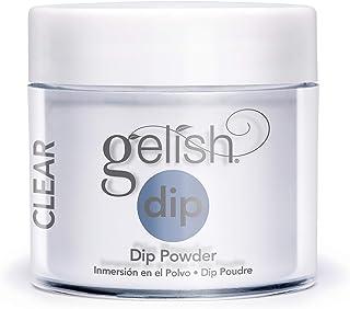Hand & Nail Harmony Harmony Gelish, Acrylic Dip Powder 23 g / 0.8 Oz Clear as Day