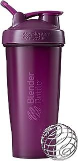 Blender Bottle Classic Loop Top Shaker Bottle, Plum/Plum