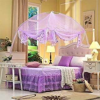 XNNSH Tienda de campaña de Verano mosquitero Artículos educativos Juegos de imitación Dormitorio de encriptación Cama Dosel Cortina de Mosquito,135x190x100cm