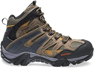 Wolverine Men's W05745 Wilderness Gunmetal Boot