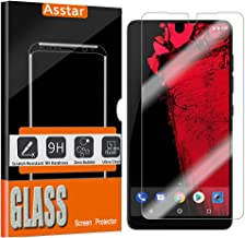 1 Pack Essential Phone PH-1 Screen Protector, Asstar 2.5D Arc Edges 9H Hardness Crystal Clear Scratch Resistant Tempered Glass Screen Protector for Essential PH-1 Phone