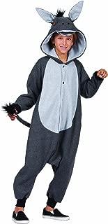 grey donkey costume