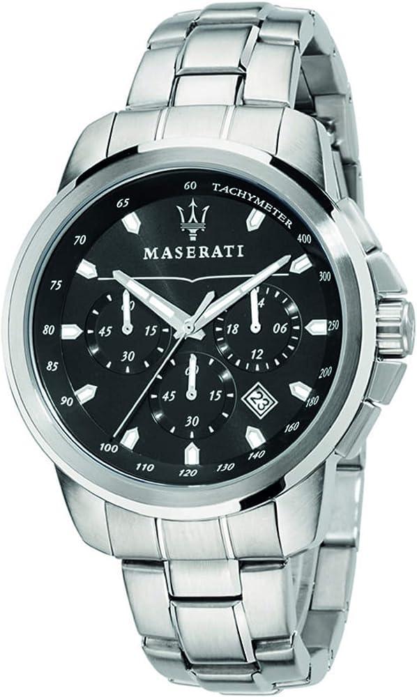 Maserati orologio uomo R8873621001