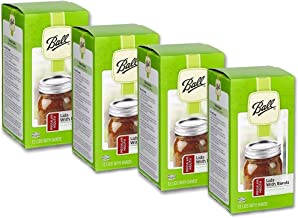 product image for Ball Regular Mouth Lids and Bands - 48 pack