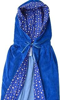 Classic Cloaks, Velour, 35'', in Celestial Blue