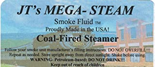 Best mega steam smoke fluid Reviews