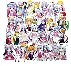 HomMall Anime Cartoon Bumper Patches Decals Car Stickers Motorcycle Bicycle Skateboard Luggage Phone Pad Laptop Stickers