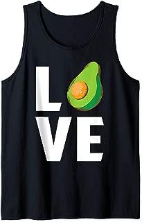 Love Avocado | Low Carb High Fat Guacamole Addict Gift Tank Top