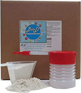 Bio-D Food Grade Diatomaceous Earth with Pistol Duster (10-Pound Box)