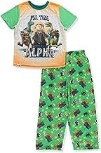 Jurassic World Lego Boys' 2-Piece Pajamas