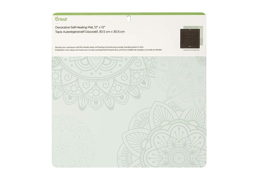 Cricut 2005434 Deco Mint 12X12 Self Healing Mat, 12