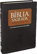 Bíblia Sagrada - Letra Extragigante