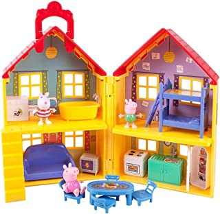 Peppa Pig Deluxe House Set