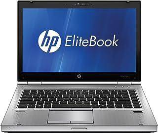 HP Elitebook 8460p Laptop WEBCAM - Core i5 2.5ghz - 8GB DDR3 - 320GB HDD - DVDRW - Windows 10 64bit - (Renewed)