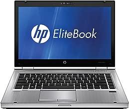 HP Elitebook 8460p Laptop WEBCAM - Core i5 2.5ghz - 4GB DDR3 - 320GB HDD - DVDRW - Windows 10 64bit - (Renewed)