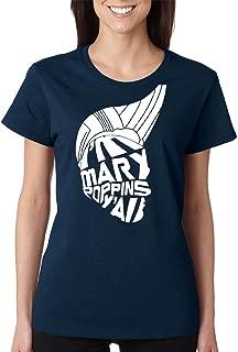 Women's T Shirt I'm Mary Poppins Y'all Trending Tees Popular Shirt