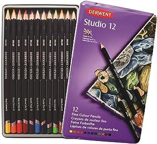 Derwent Studio Pencil Set 12/Set