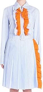 PRADA Luxury Fashion Womens P37Q4S1911TD8F0EH3 Multicolor Dress | Spring Summer 19