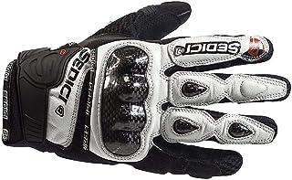 Sedici Castro Men's Gloves, Black/White, M