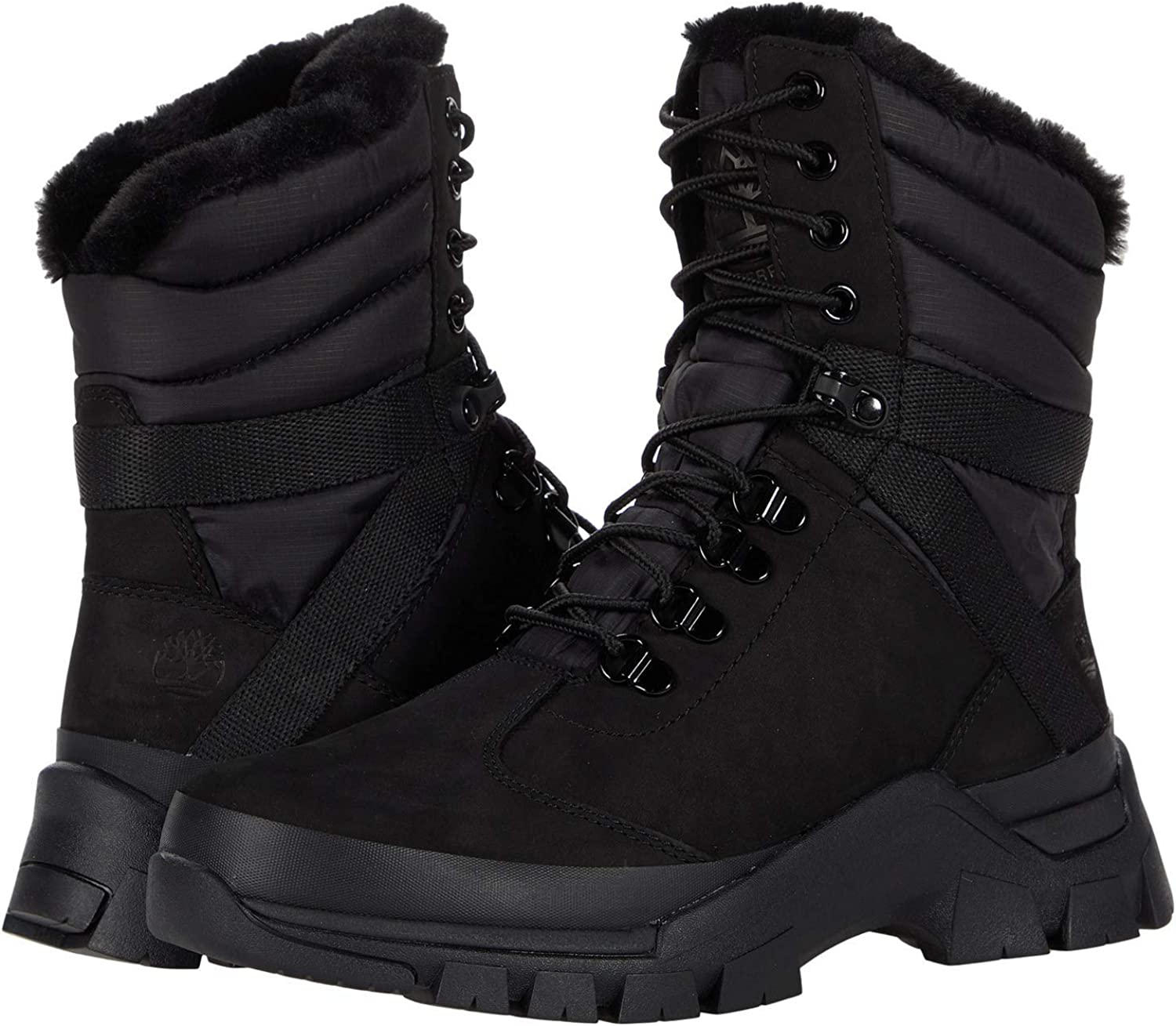 Timberland Jenness Falls Waterproof Leather and Fabric Ranking TOP1 Insulated Max 85% OFF