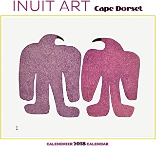 Inuit Art Cape Dorset 2018 Wall Calendar