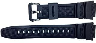 10347820 - Correa para reloj, resina, color negro