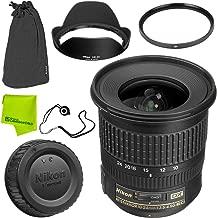 Nikon AF-S DX NIKKOR 10-24mm f/3.5-4.5G ED Lens Base Bundle