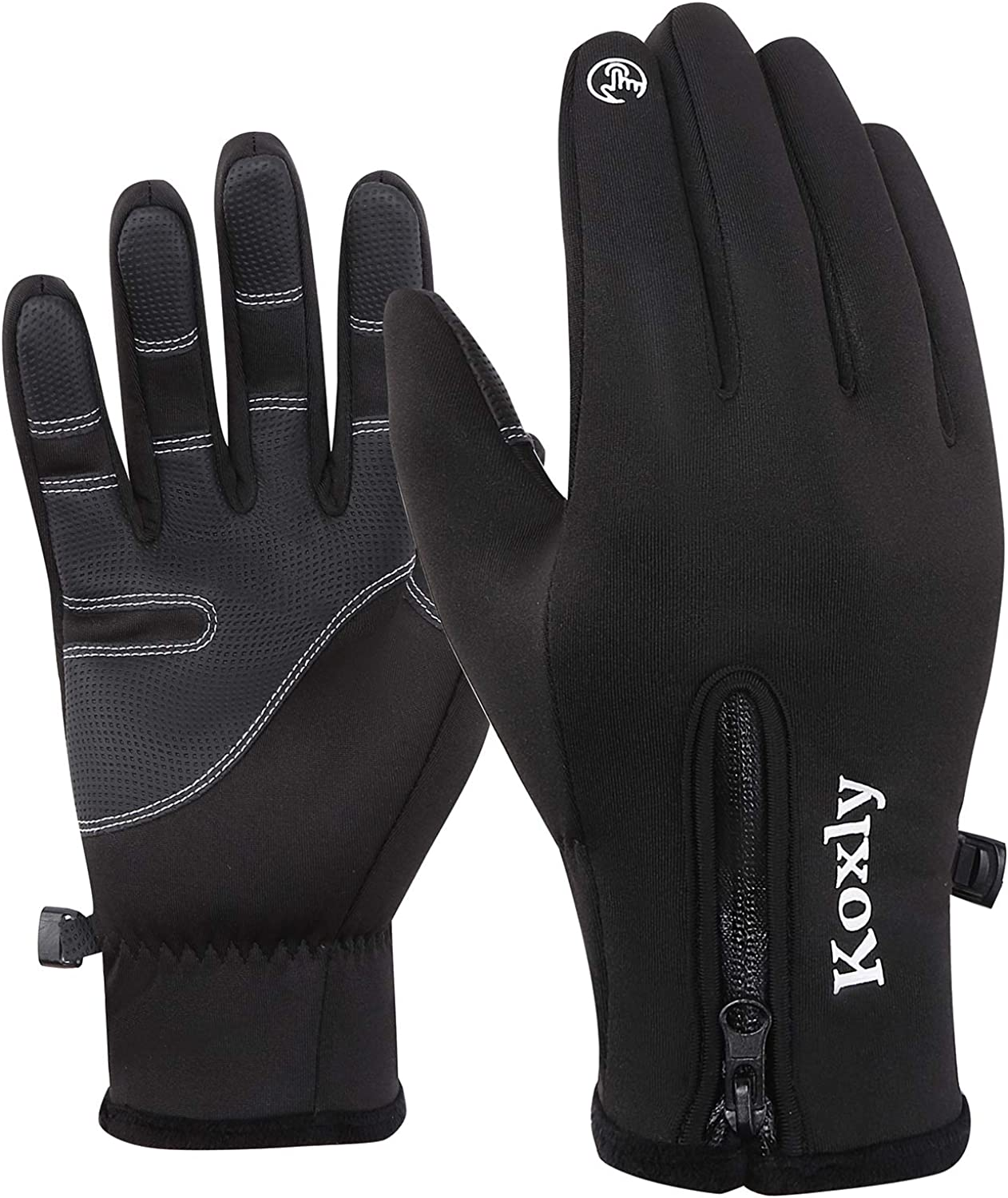 Our shop most popular Koxly Winter Gloves Touch Screen Insulated Fingers A 40% OFF Cheap Sale Warm