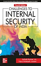 Challenges to INTERNAL SECURITY of India   4th Edition