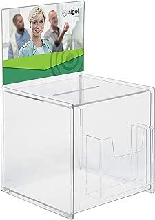 Mejor Urna De Cristal A Medida de 2020 - Mejor valorados y revisados