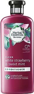 Herbal Essences Bio:Renew White Strawberry & Mint Conditioner 400ml