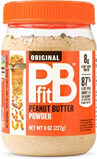 BetterBody Foods PBfit All-Natural Peanut Butter Powder, 8 oz., 127971