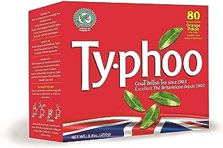 Typhoo Tea Bags - 80 Pack