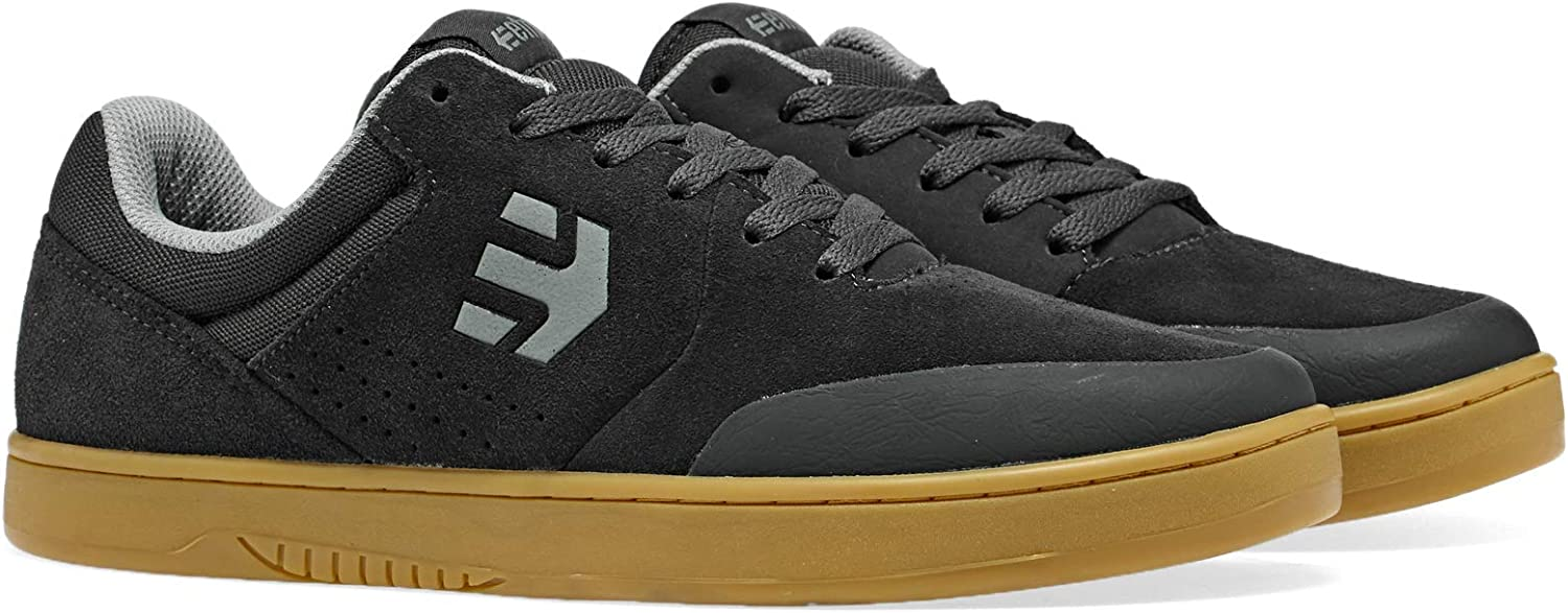 Etnies Marana, Chaussons Homme Anthracite