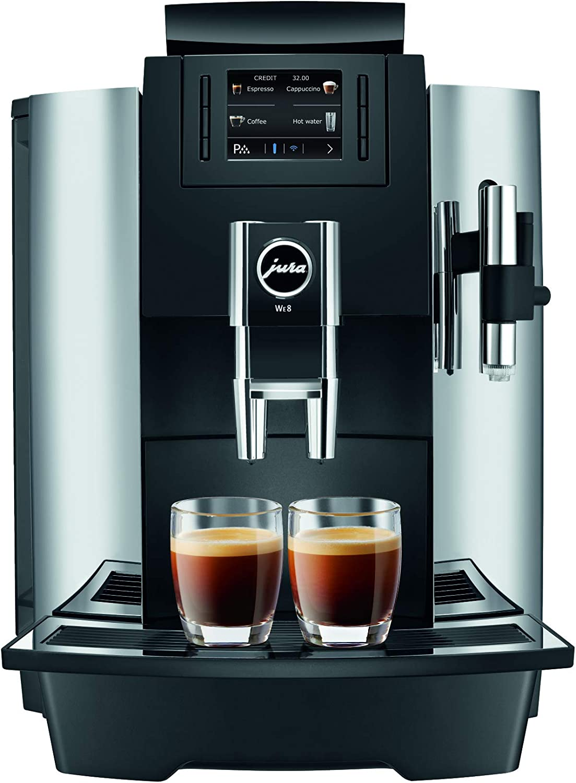 Jura 15145 Automatic Coffee Machine WE8