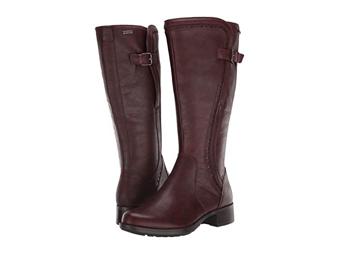 Rockport  Copley Tall Waterproof Boot (Brown) Womens Boots