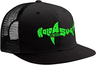 Koloa Shark Logo Mesh Back Trucker Hats in 12 Colors