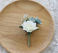 homecoming flower boutonniere