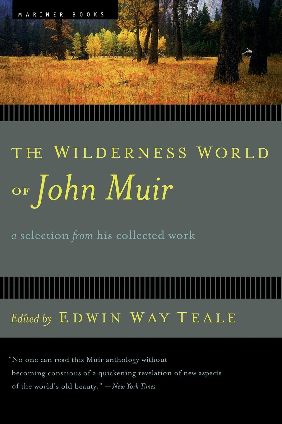 Download The Wilderness World Of John Muir 