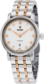 Rado DiaMaster White Analog Watch for Women R14050133