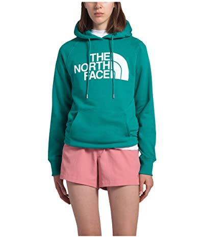The North Face Half Dome Pullover Hoodie (Jaiden Green) Women