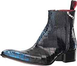 Rochester Dodger Double Zip Boot