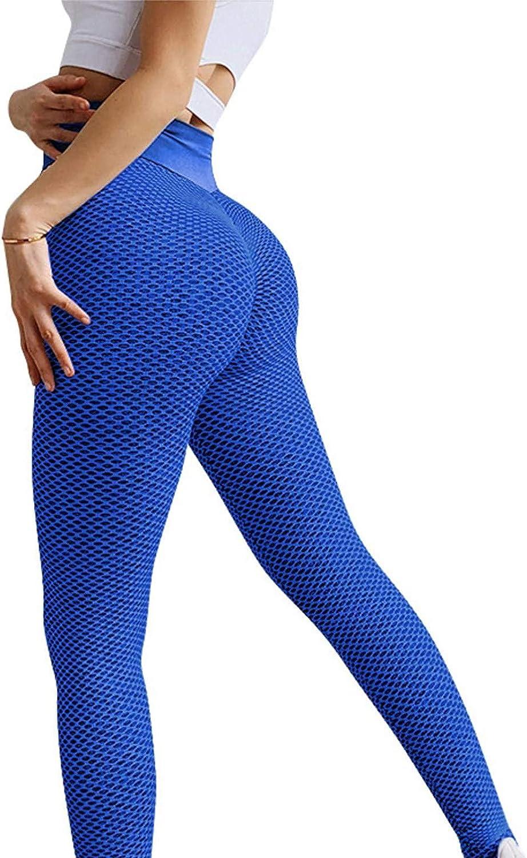 Leggings for Women Butt Lift High Waist Yoga Pants for Women Stretch Fitness Athletics Leggings