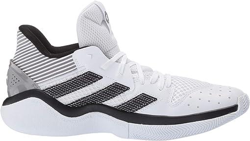 Footwear White/Core Black/Dove Grey